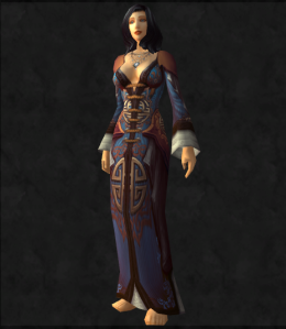 Robe of Five Sister