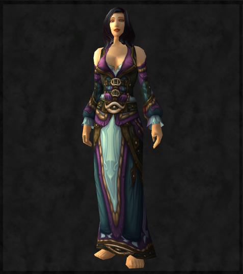 Robes of the Elemental Triad