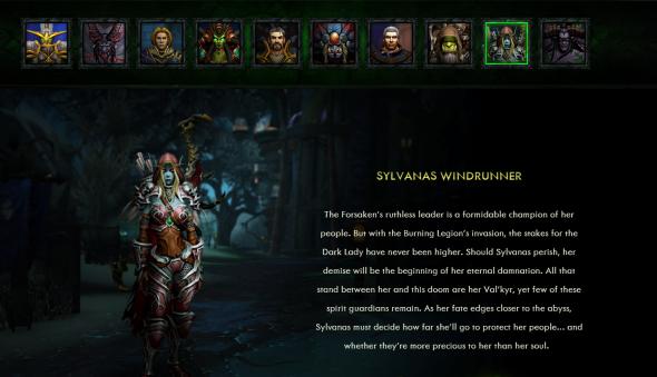 Sylvanas-Legion